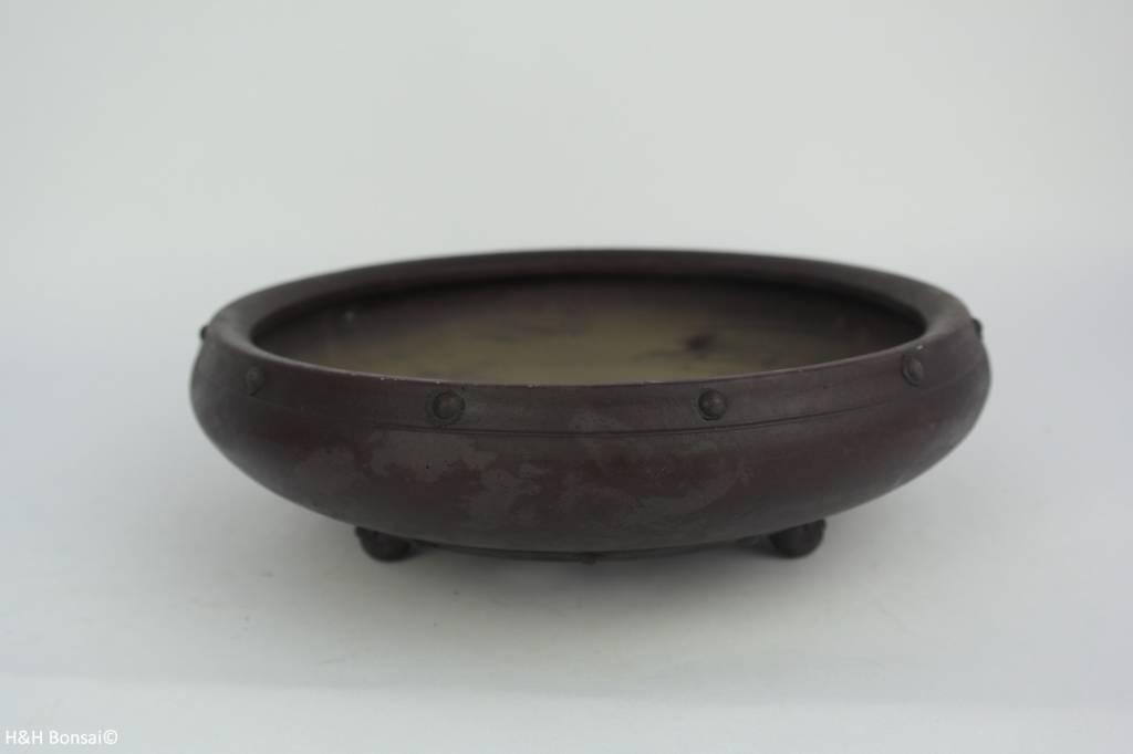 Tokoname, Bonsai Pot, no. T0160044