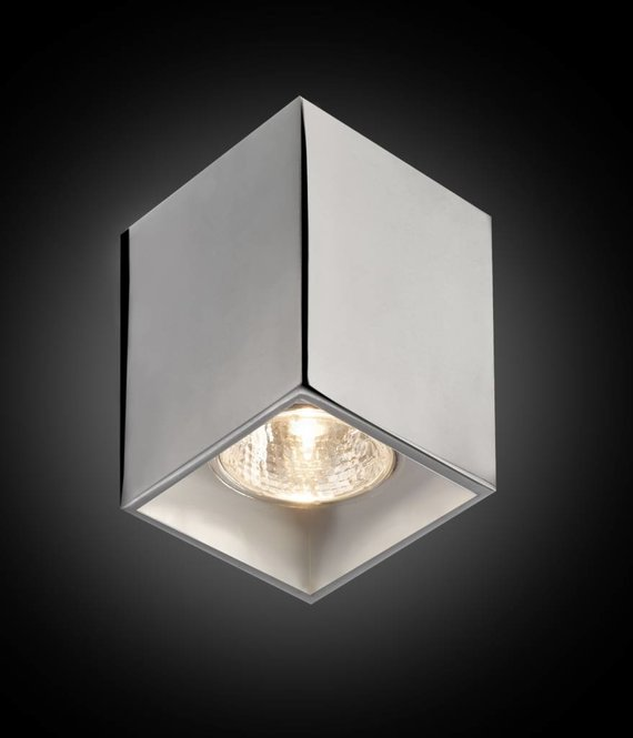 B lighted Opbouwspot Pure 1/100
