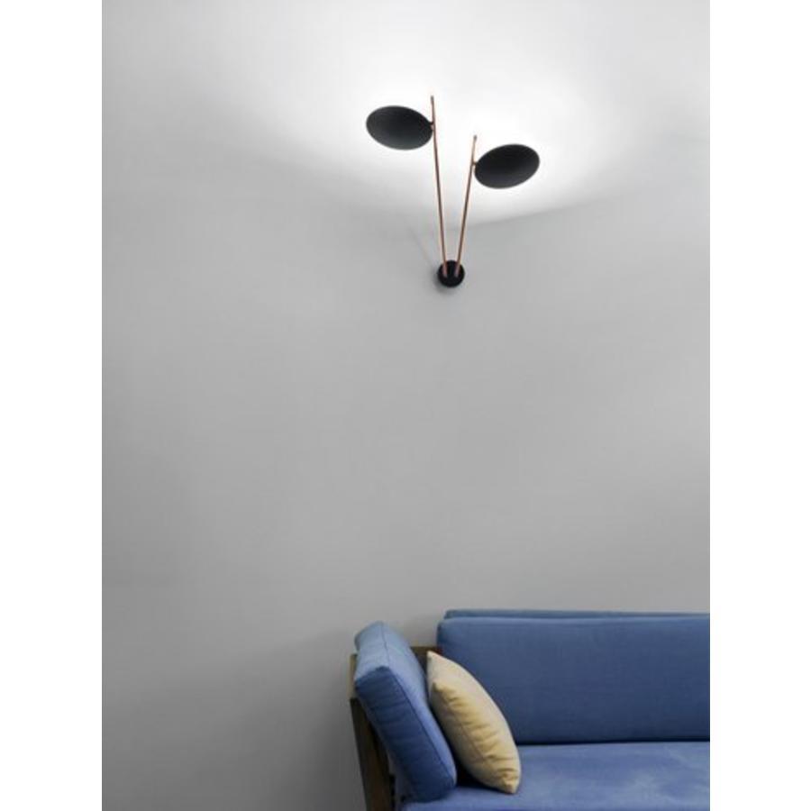 Wandlamp Lederam W2