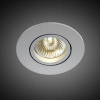 Kantelbare Inbouwspot Pro 1 - GU10 - 230V