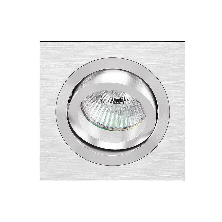 Kantelbare Inbouwspot 192/1 - Aluminium - 230V