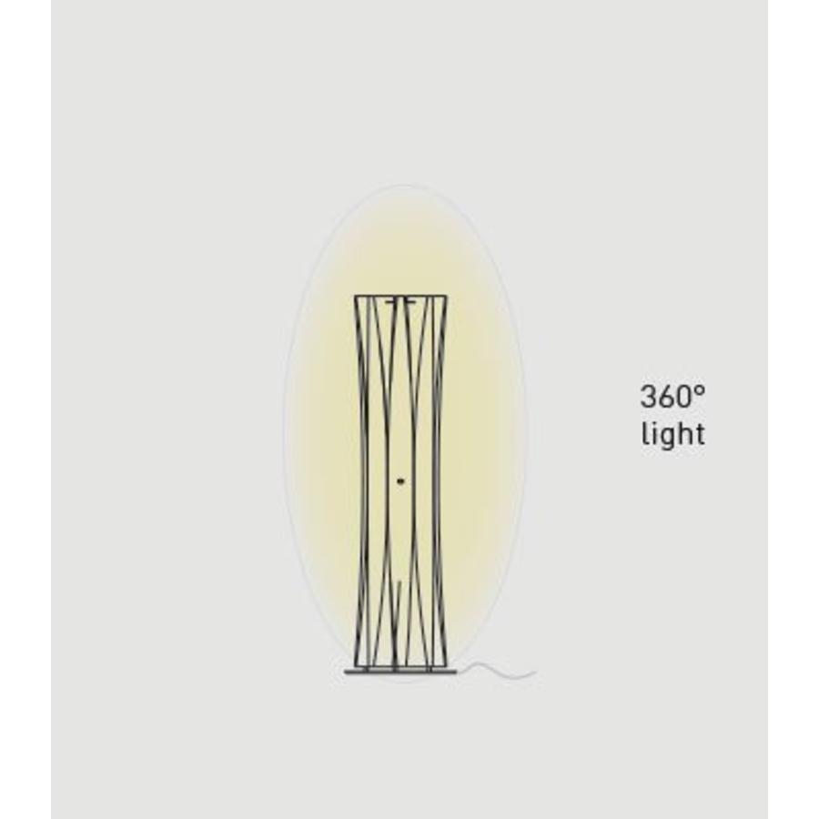 Vloer-/tafellamp Bach Small