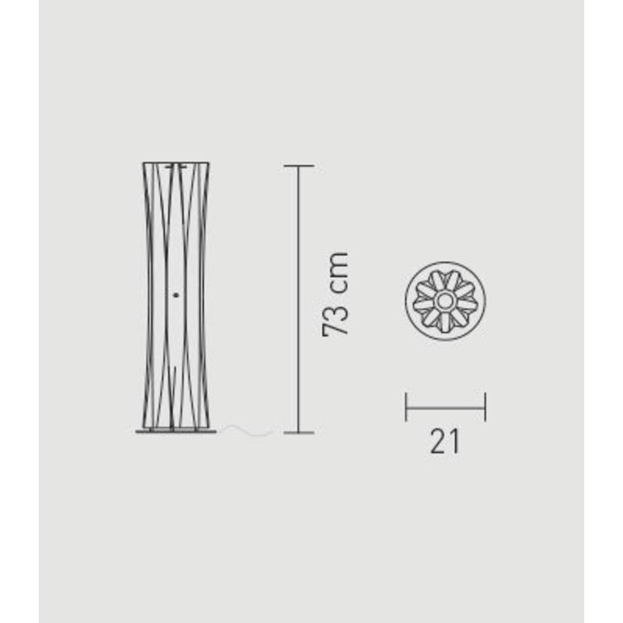 Vloer-/tafellamp Bach Medium