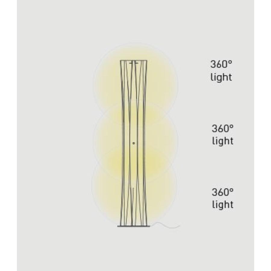 Vloerlamp Bach XL