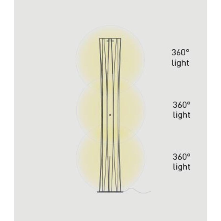 Vloerlamp Bach XXL