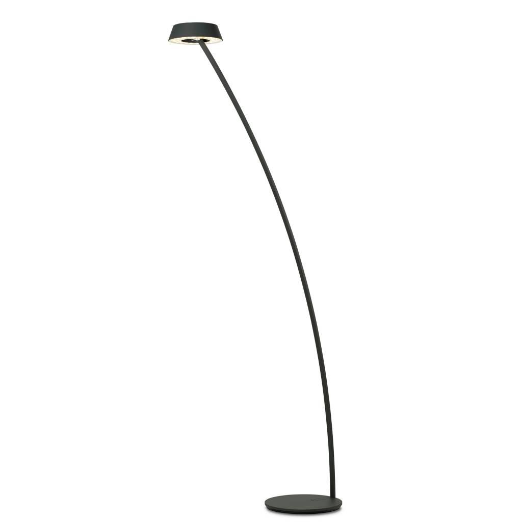 Oligo glance curved vloerlamp designlamp nl by aladdin for 0ligo lampen