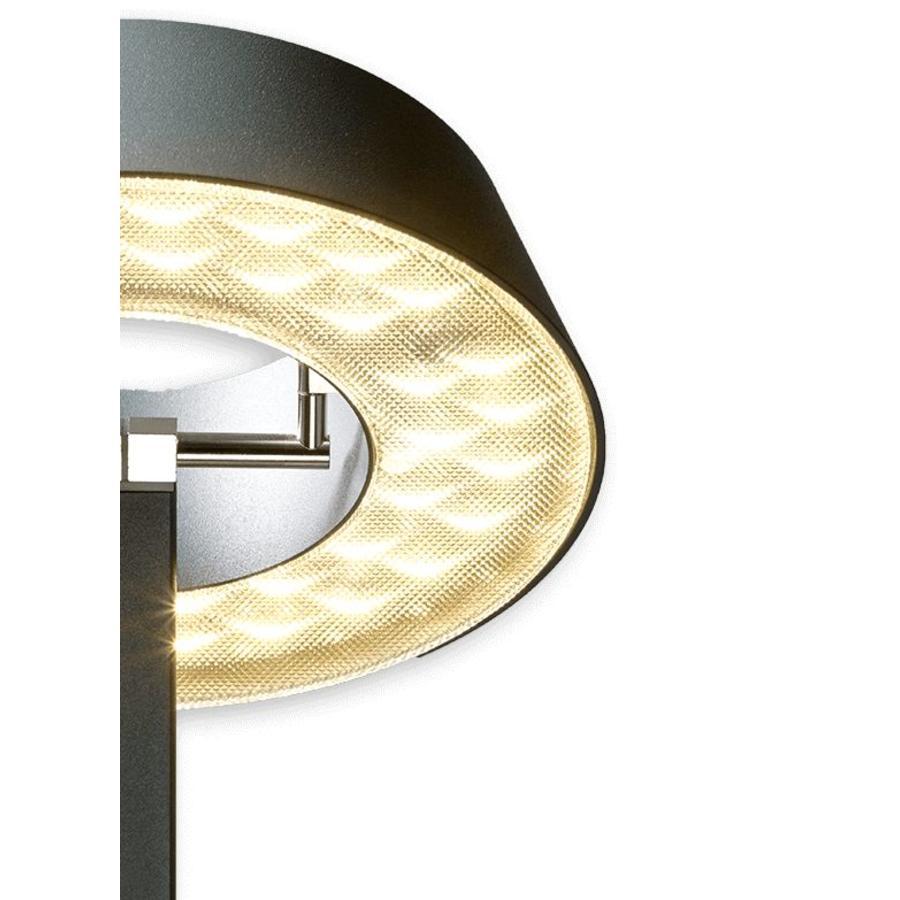 Glance Curved Vloerlamp
