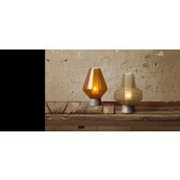 Tafellamp Metal Glass 2