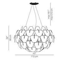 Hanglamp Hope Ø 110 cm