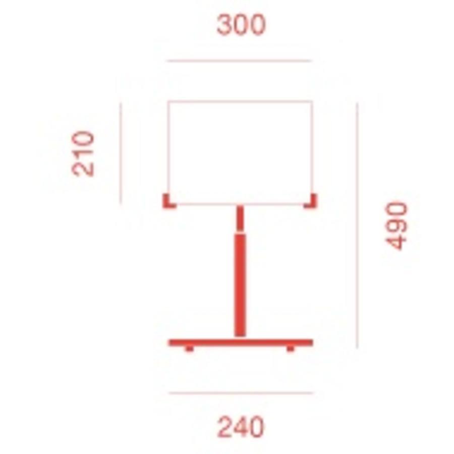 Tafellamp CPL T30