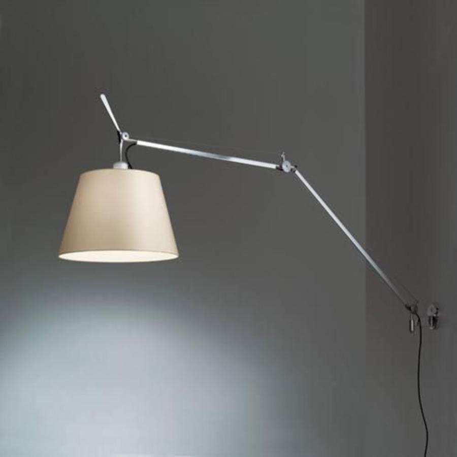 Wandlamp Tolomeo Mega Aluminium LED