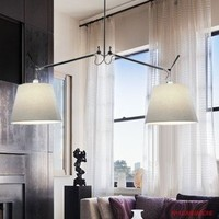 Hanglamp Tolomeo Basculante 2 Bracci