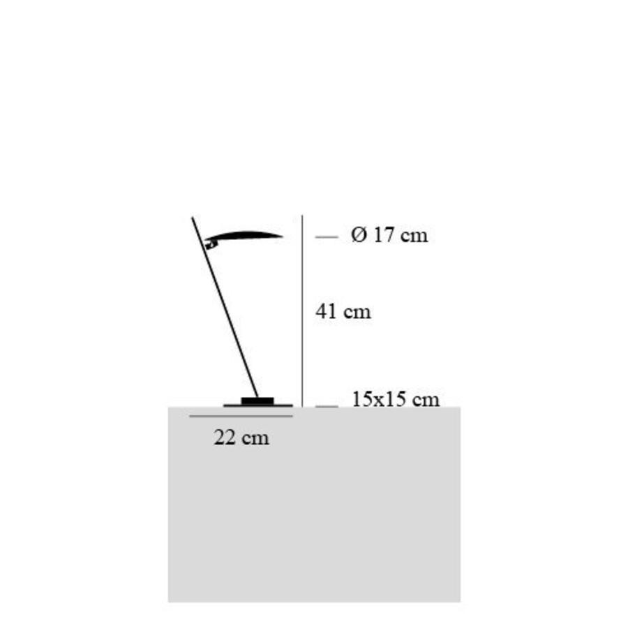 Tafellamp Lederam T1