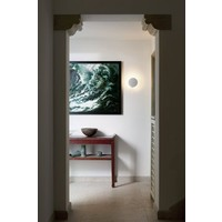Wand-/plafondlamp Lederam W1