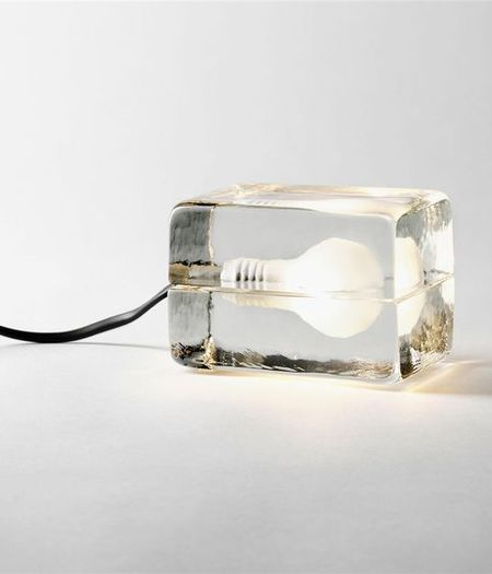 Design House Stockholm Block Lamp