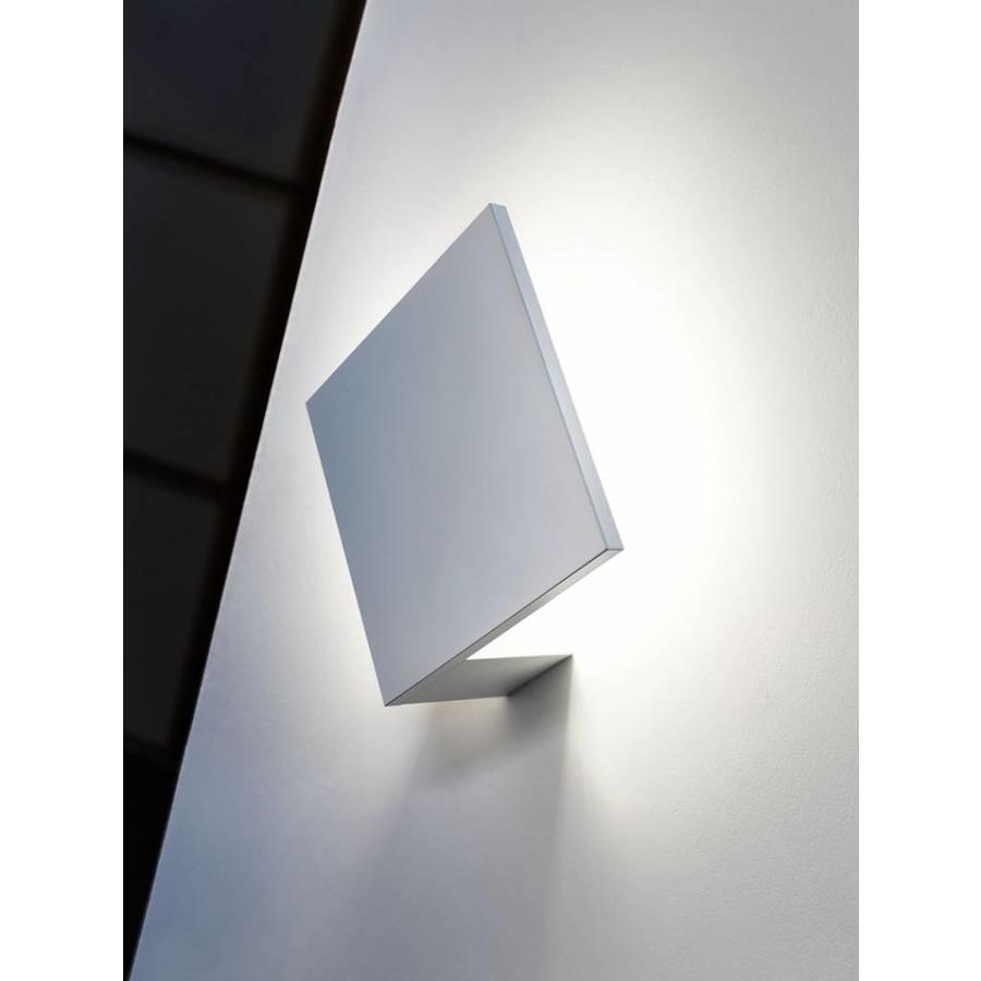 Wand-/plafondlamp Puzzle Single Square