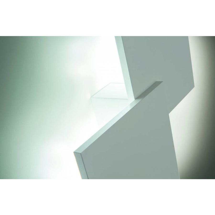 Wandlamp Puzzle Double Square