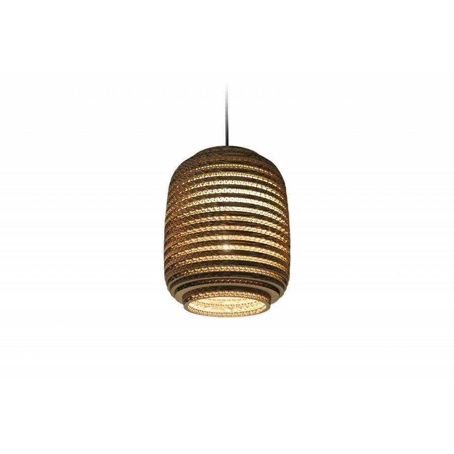 Hanglamp Ausi 8 Natural