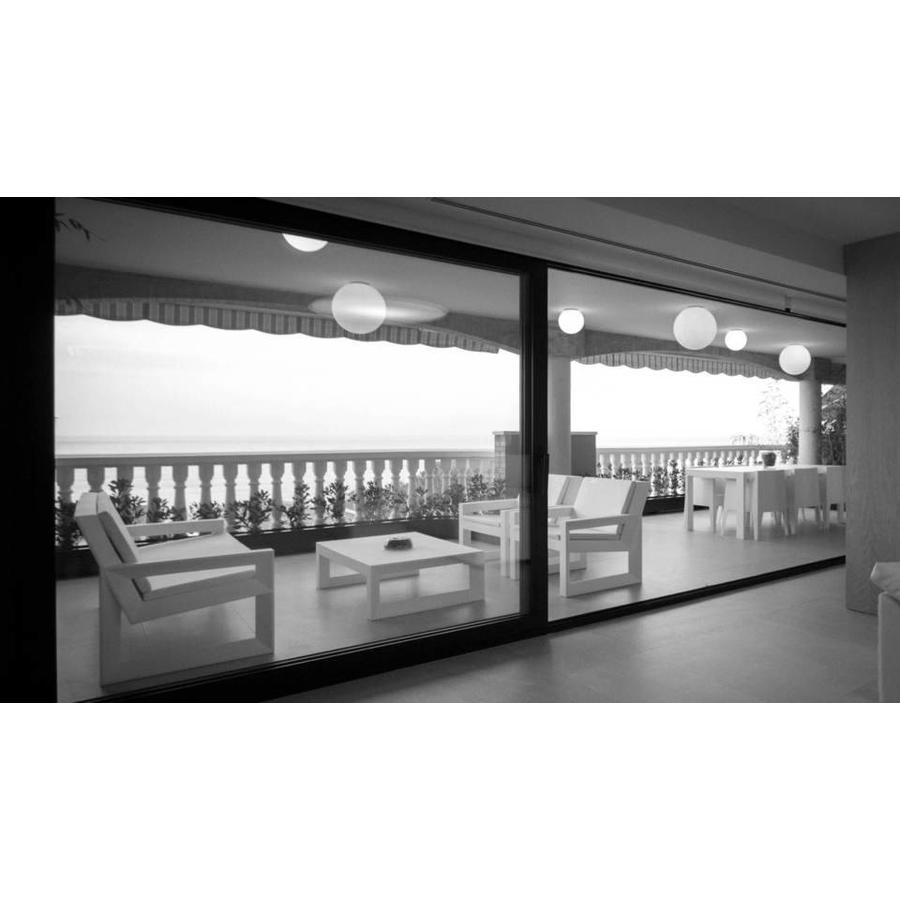 Wand-/plafondlamp Dioscuri 25