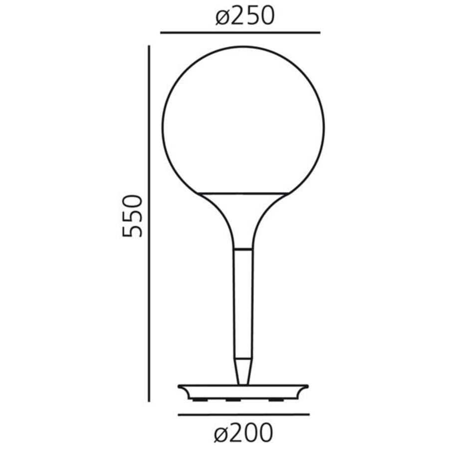 Tafellamp Castore 25