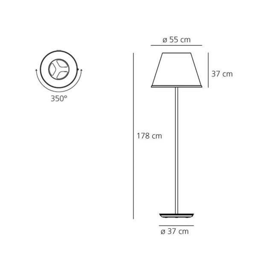 Vloerlamp Choose Mega