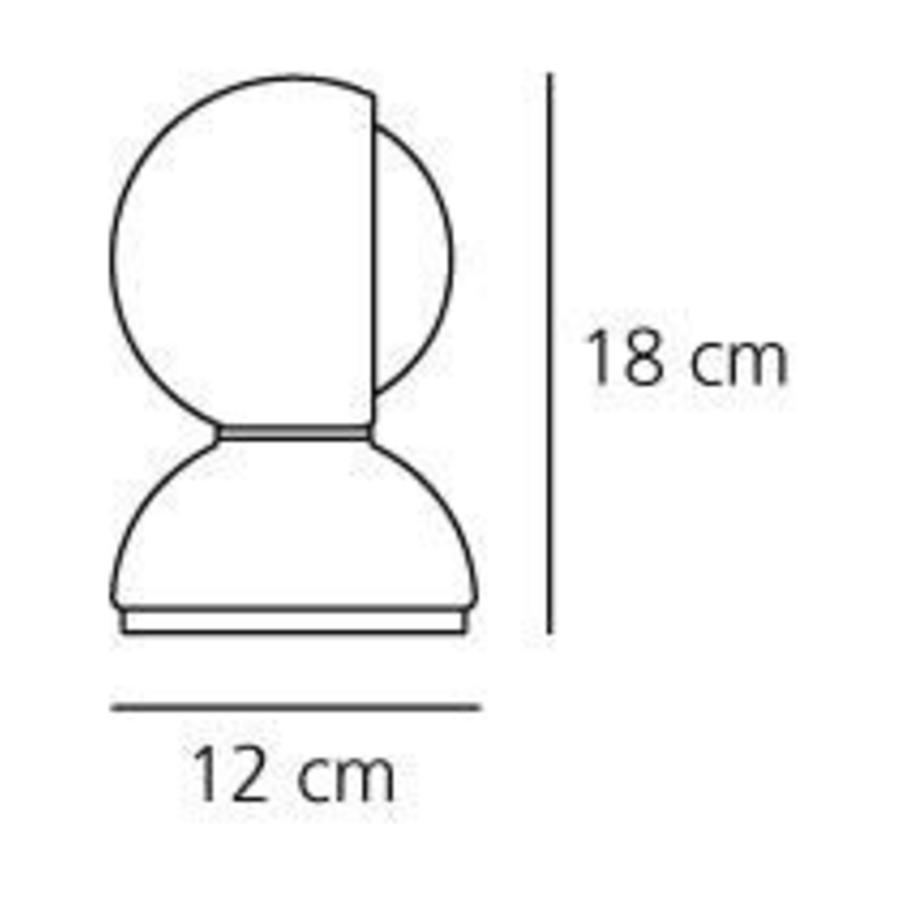 Tafel-/wandlamp Eclisse