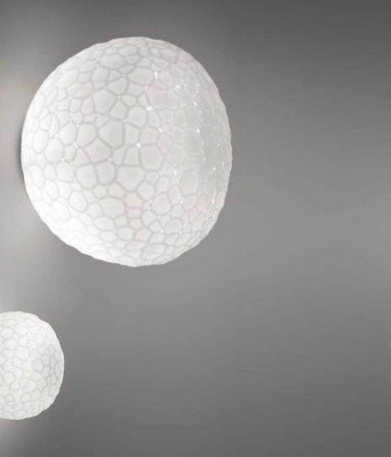 Artemide Wand-/plafondlamp Meteorite 35