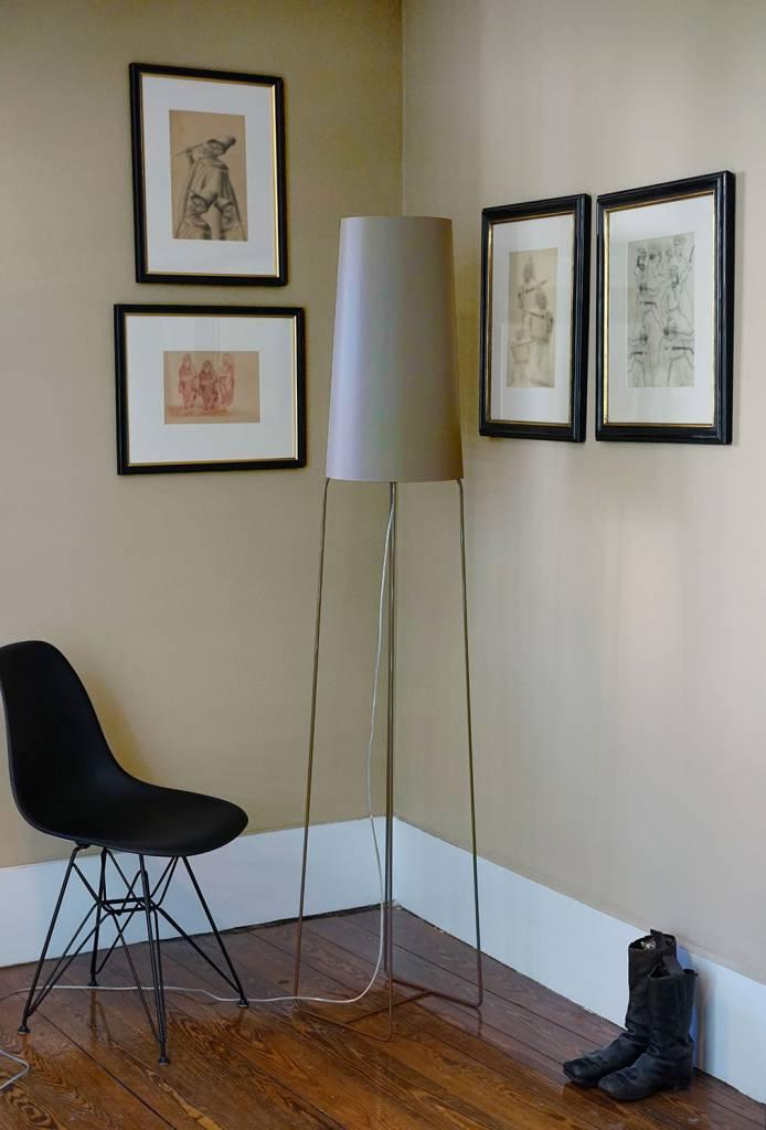 fraumaier slim sophie vloerlamp designlamp nl. Black Bedroom Furniture Sets. Home Design Ideas