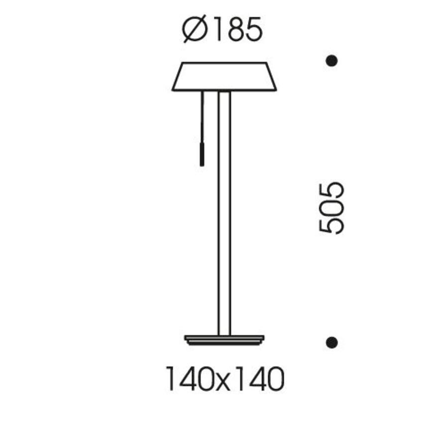 Tafellamp Glance Straight