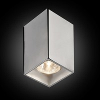1-lichts Opbouwspot Pure 1/125 - GU10 - 230V