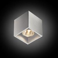 1-lichts Opbouwspot Pure 1/75 - GU10 - 230V