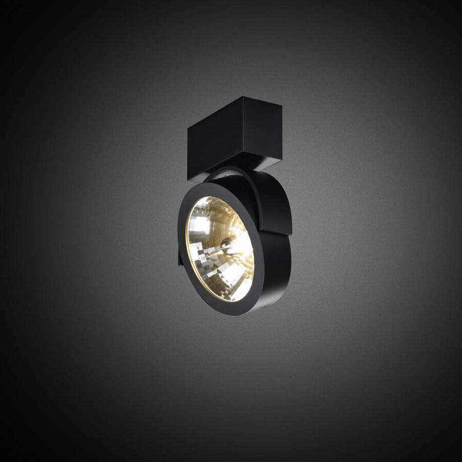 1-lichts Opbouwspot Zoom 1 LED