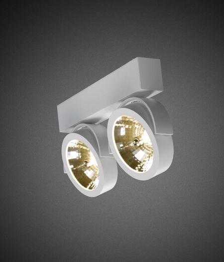 Zoom 2-lichts LED