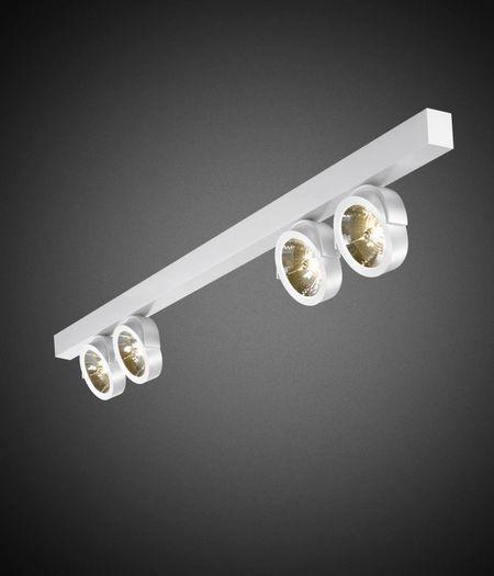 Zoom 4-lichts Balk LED