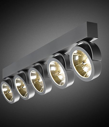 Zoom 5-lichts