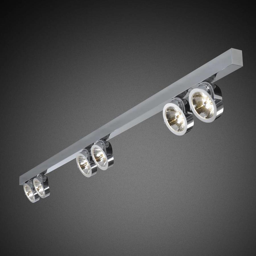 6-lichts Opbouwspot Zoom 6L LED