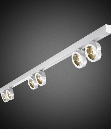 Zoom 6-lichts Balk