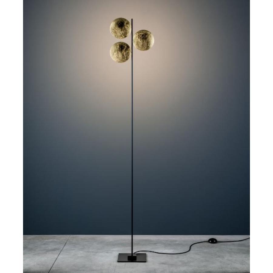 Vloerlamp Lederarm F3