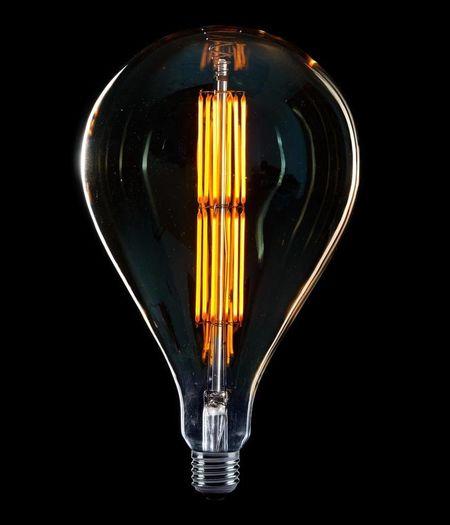 LED XXL Gloei Filament E27 8W - dimbaar