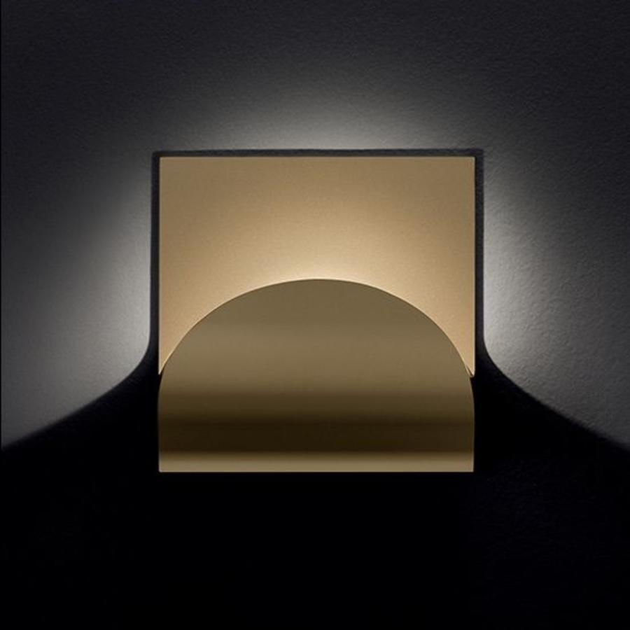 Wand-/plafondlamp Incontro LED - aan-/uit