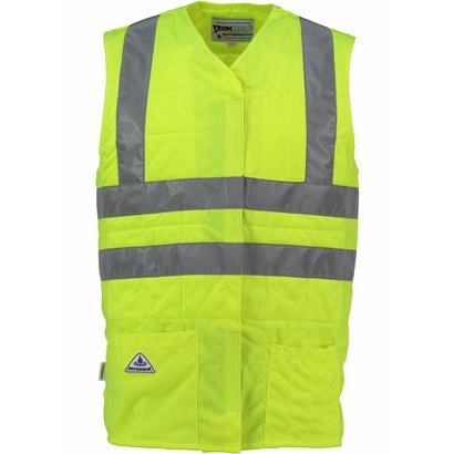 Hyperkewl HyperKewl Traffic Safety Vest ansi class 2 compliant and ISO 20471 class 2 certified
