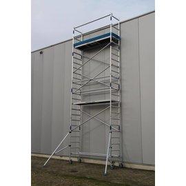 ASC ® Alu-Rollgerüst 75-250 bis 9,30 m, Profi