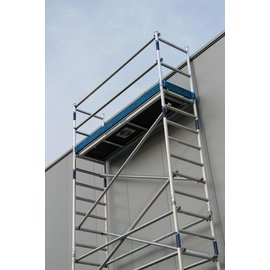 ASC ® Alu-Rollgerüst 75-250 bis 5,30 m, Profi