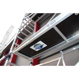 ASC ® Alu-Rollgerüst 75-250 bis 11,30 m, Profi