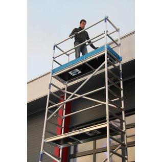 ASC ® Alu-Rollgerüst 75-250 bis 11,30 m, Profi-Gerüst nach N-EN 1004 & 1298