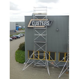 CUSTERS ® Corona 70-250 bis 13,30 m Arbeitshöhe