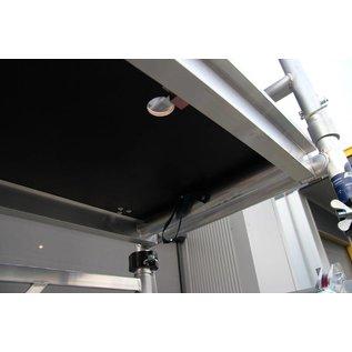 ASC ® Alu-Rollgerüst 135-250 bis 13,30 m, Profi-Gerüst nach N-EN 1004 & 1298