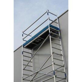 ASC ® Alu-Rollgerüst 75-305 bis 5,30 m, Profi