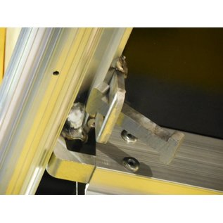 "CUSTERS ® Plattform ""Corona"" 180 cm mit Luke"