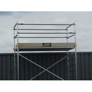 CUSTERS ® Corona 130-250 bis 13,30 m Arbeitshöhe
